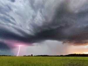 WHERE IT HIT: 100mm deluge promising for Downs farmers