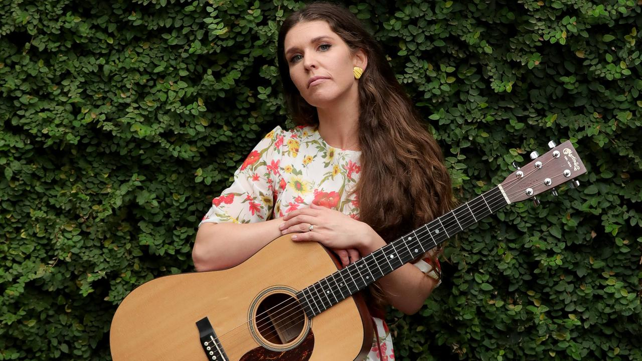 Country Singer-Songwriter Fanny Lumsden will play a gig at the Pomona Majestic Theatre later this month. Stuart McEvoy/The Australian.