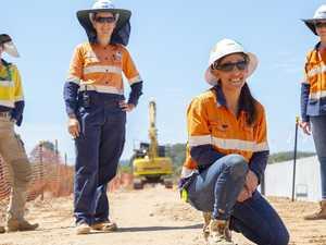 Female engineers leading way at Coast dam upgrade