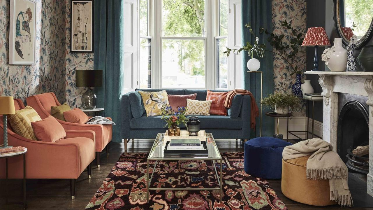 #grandmillennial is the 2021 word for Granny Chic. Picture: John Lewis