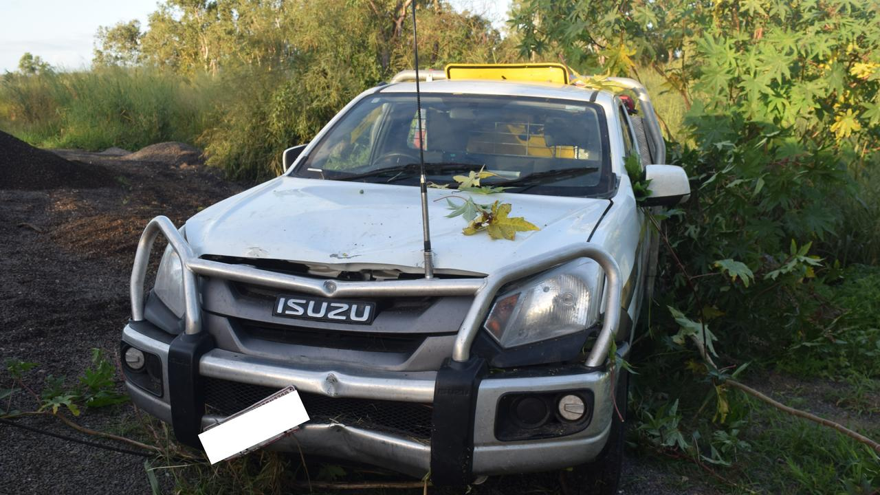 A 65-year-old Mackay man died in a single-vehicle crash on the Bruce Highway, south of Proserpine.
