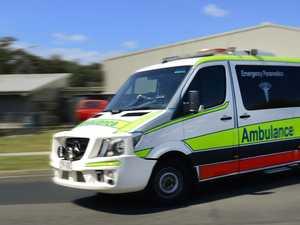 Man hospitalised after hinterland ATV rollover