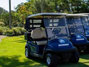 19 golf carts damaged during break-in at local club