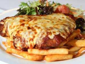 Cheeky parmi slogan hit with anti-discrimination complaint