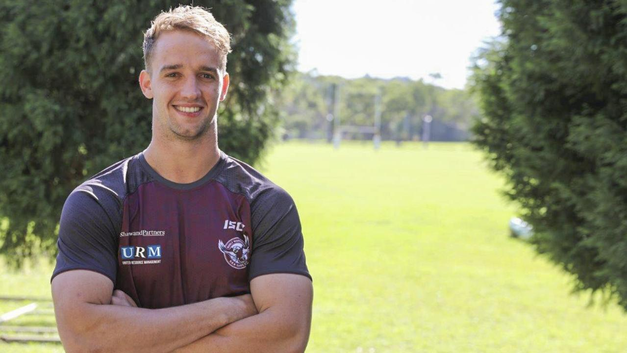 Former Gladstone Valleys and CQ Capras player Sam Smith.