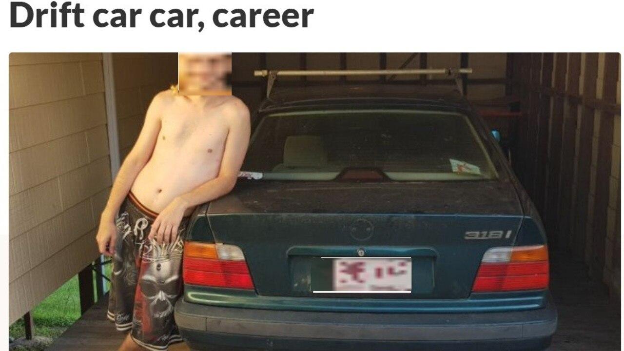 The campaign to crowd-fund a dream drift car had a $20,000 goal.