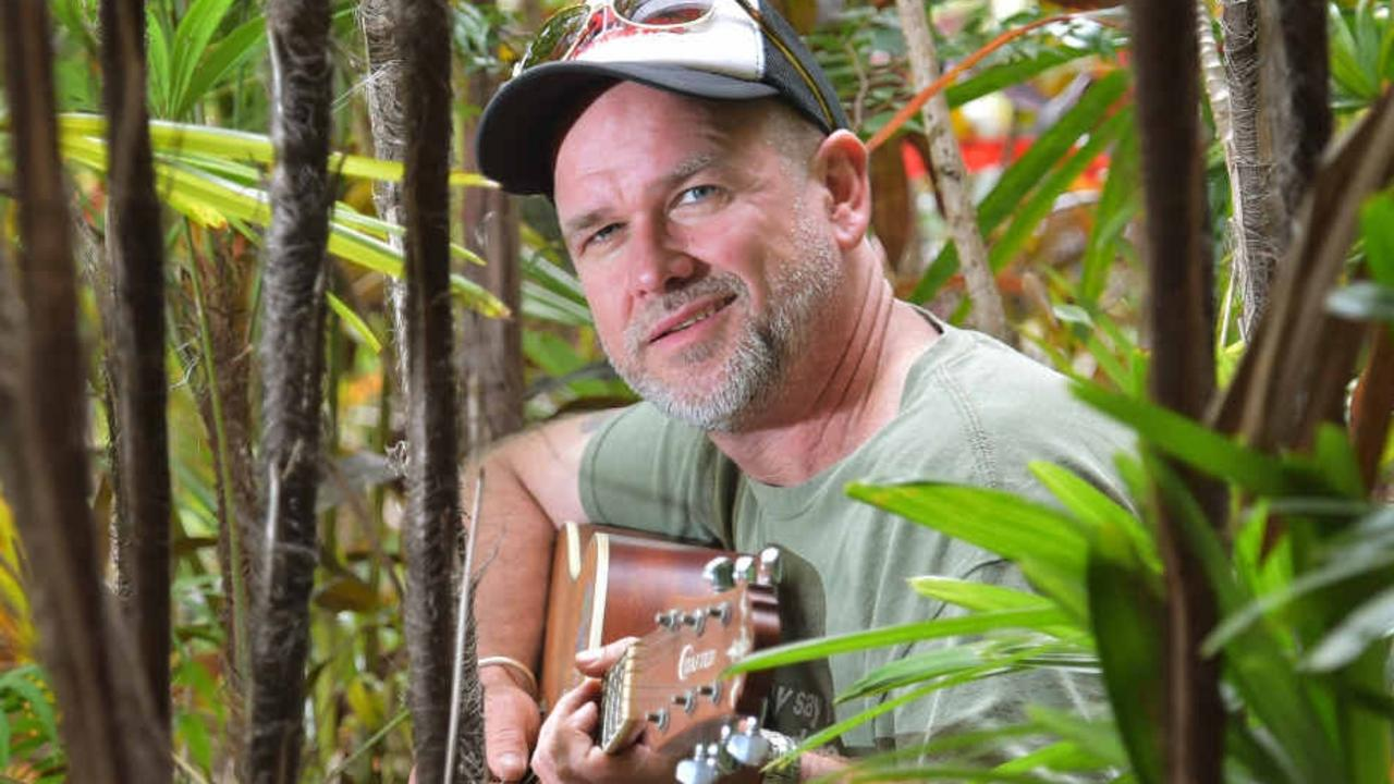 Noosa musician and festival organiser Oz Bayldon says he has been told a serving prisoner is out to get him.
