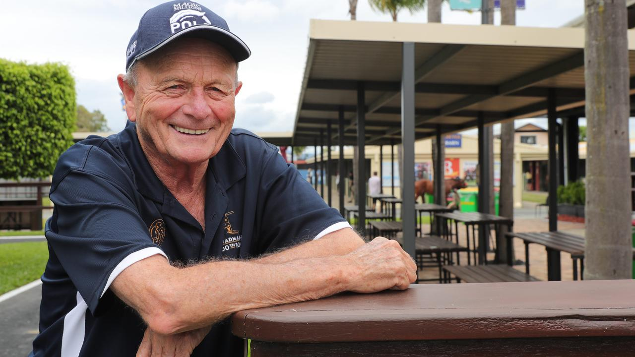 Gerry Harvey: The art of the big sale at the Magic Millions