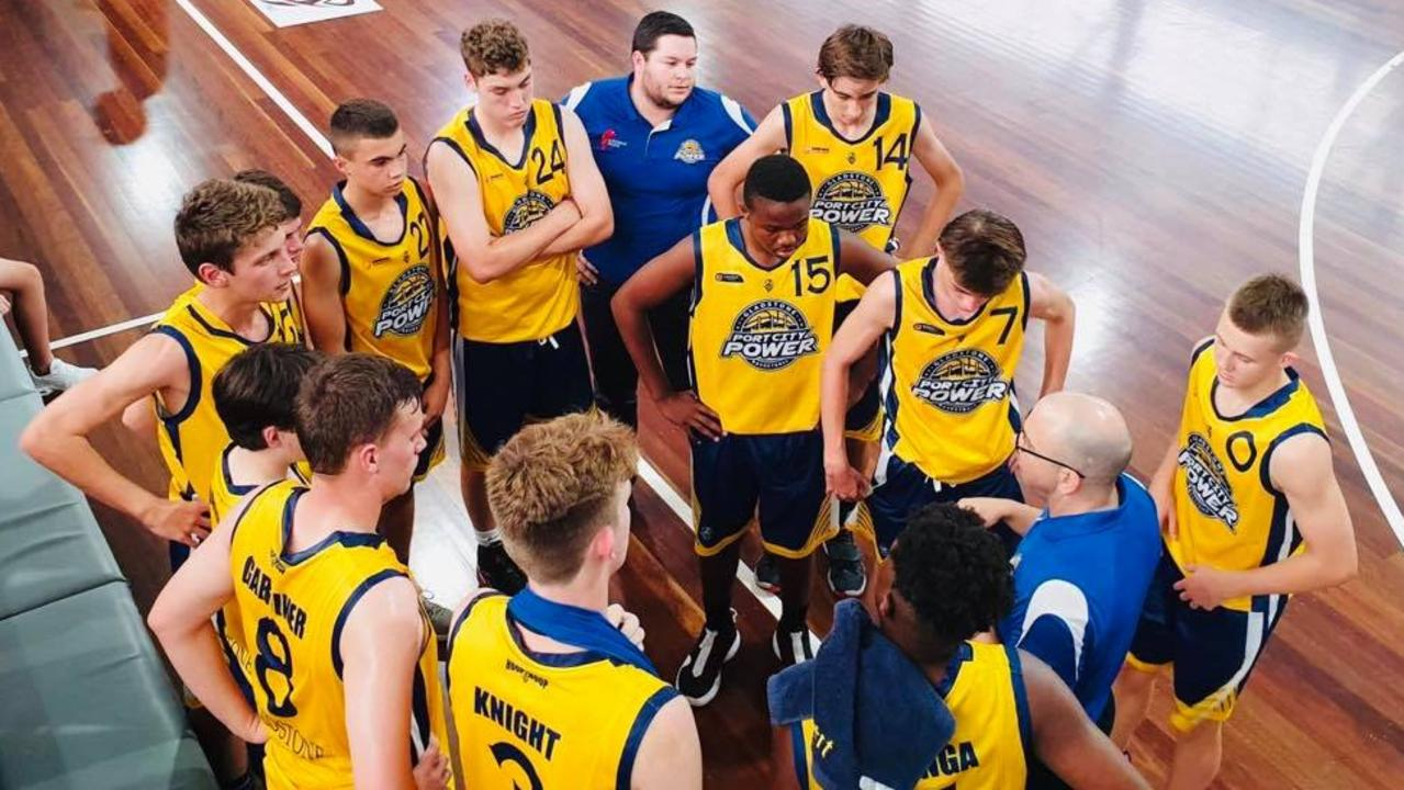 Raymond Cooper said he was confident of leading his Gladstone U18 basketball side to a podium finish at the State Championships.