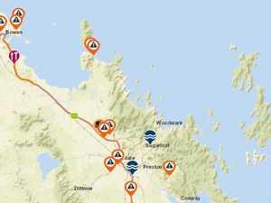 LATEST: Flooding affects roads across Whitsundays