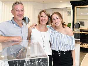 Family tickled pink as Coast move proves a gem