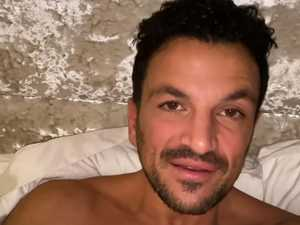 Peter Andre's 'absolute COVID agony'