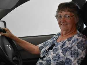 Warwick grandmother praises her roadside hero