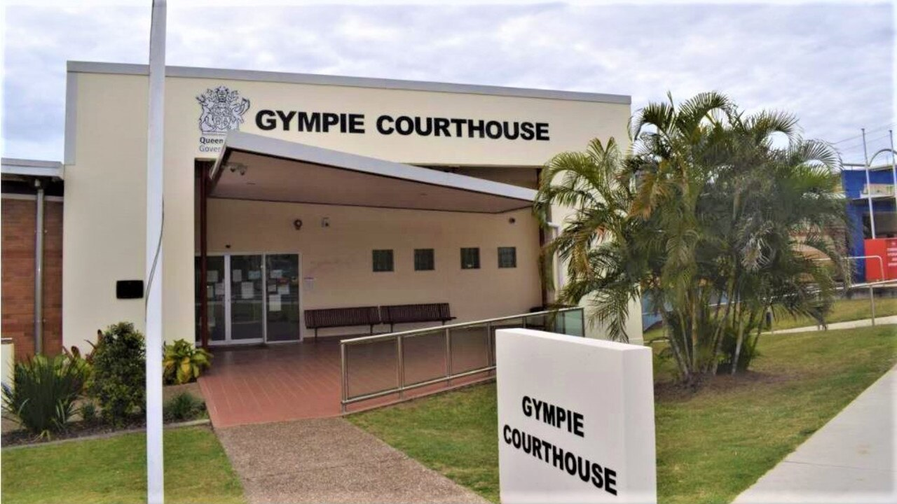 Gympie Magistrates Court.