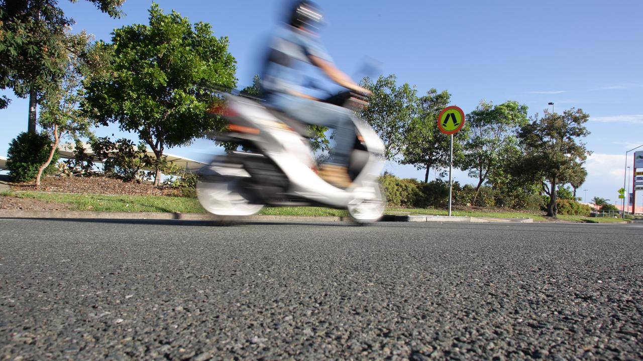 A man was injured after a fall from a scooter on Farnborough Rd, Yeppoon, on Tuesday morning. FILE PHOTO.