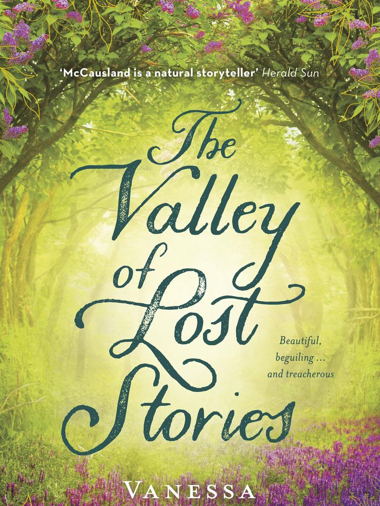 The Valley of Lost Stories by Vanessa McCausland.