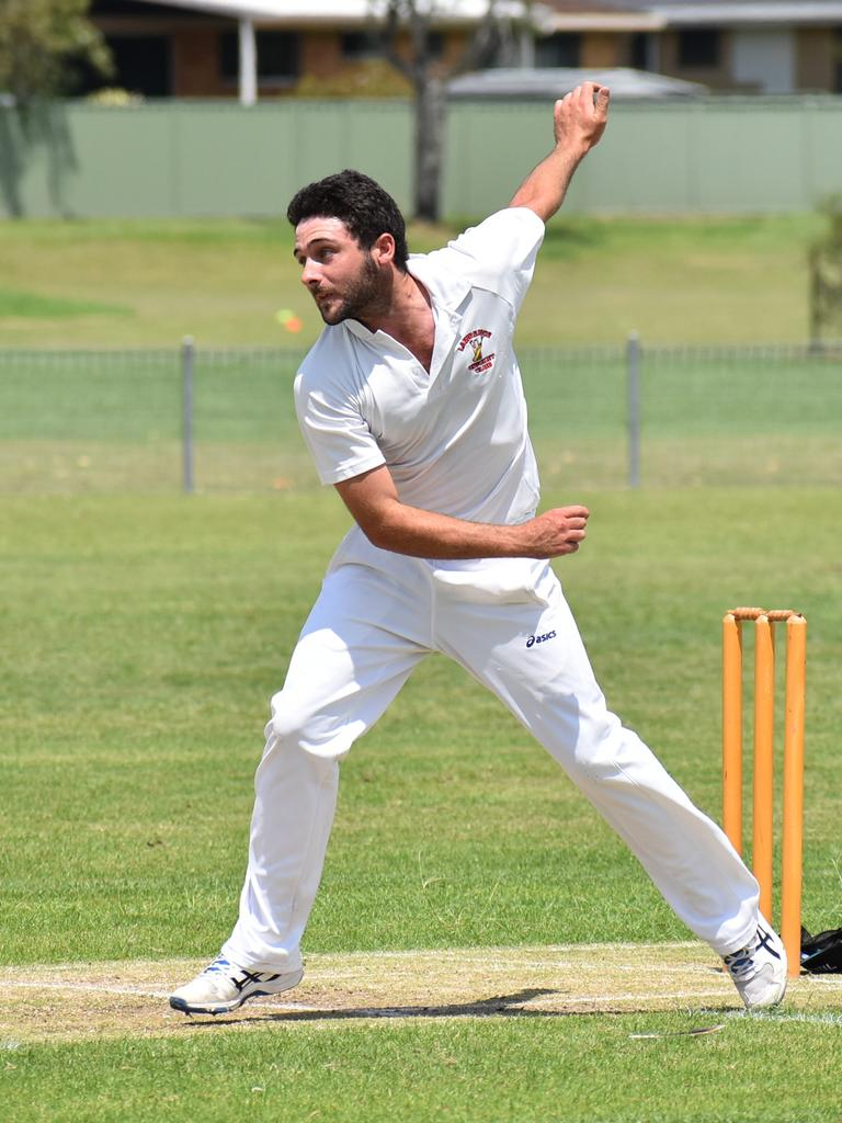 Brodie Davis has led the charge for Lawrence so far in 2020/21 with 10 wickets including a hattrick.