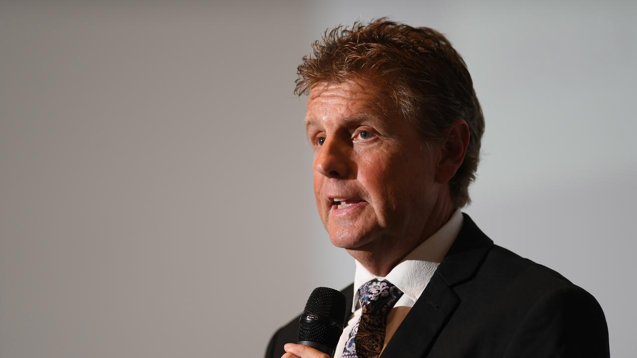 Former Ipswich councillor David Martin.