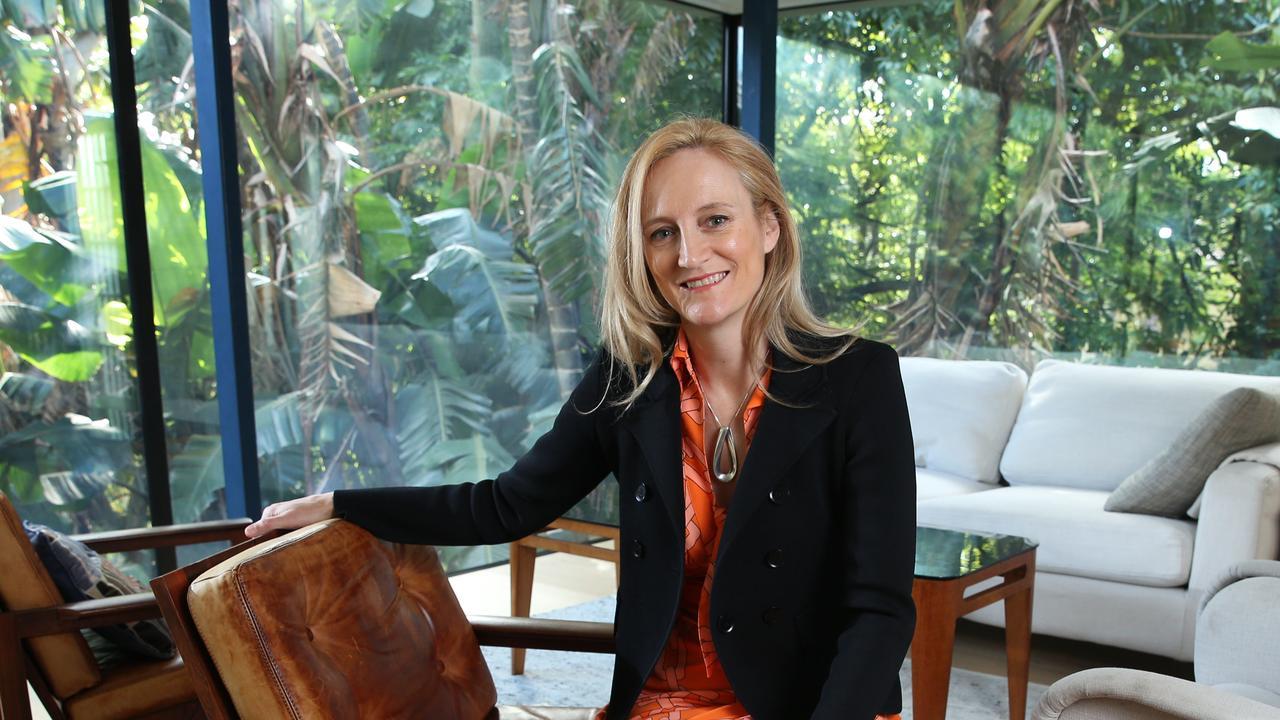 Australia-Fiji Business Council president Allison Haworth West. Britta Campion/The Australian