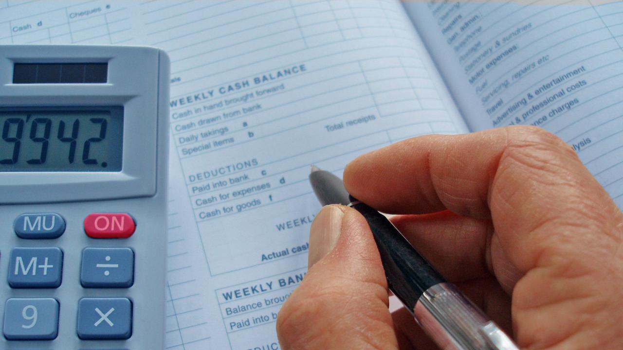 Undated : Tax. book keeping. audit. balance sheet. generic. free image from www.sxc.hu.