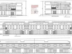 Developer reignites townhouse plans