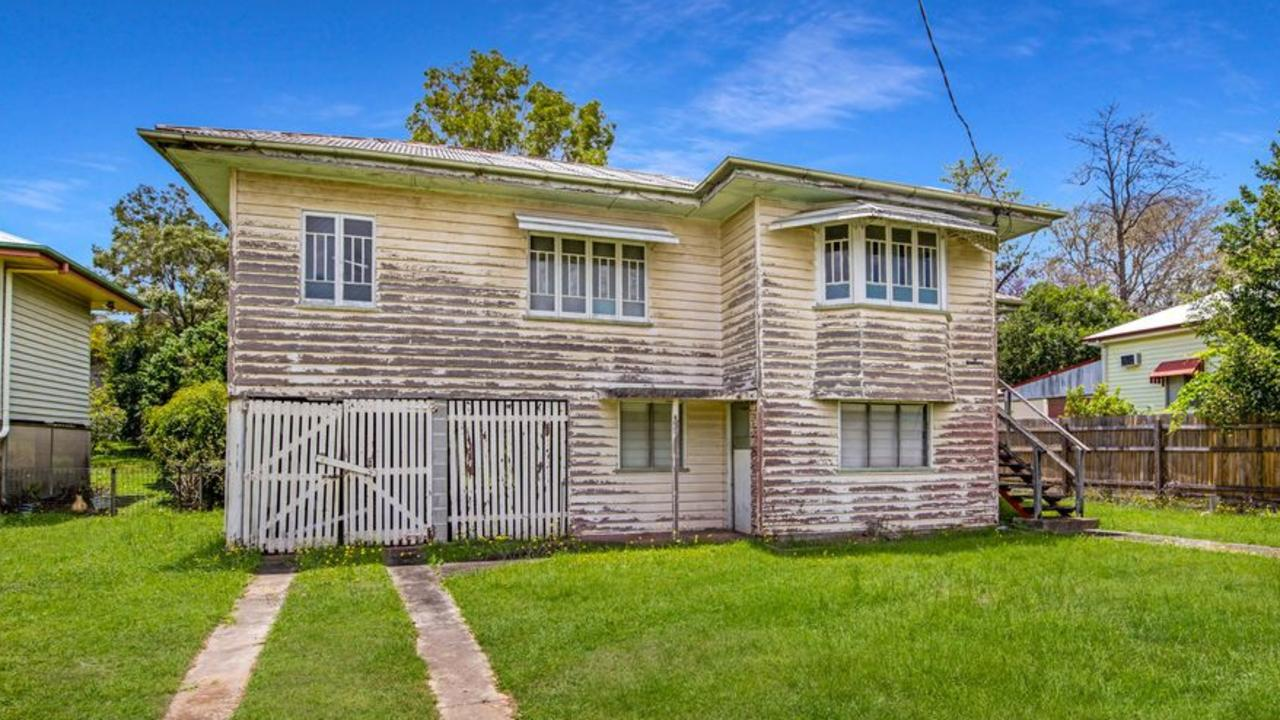 WHAT A STEAL: 19 O'Connell St, Gympie. Picture: Realestate.com.au