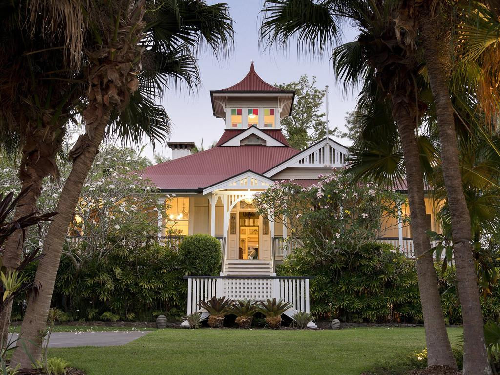The heritage-listed Buderim House along Orme Rd, one of the Sunshine Coast's most admired properties, has changed hands.