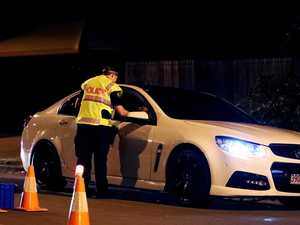 Police bust unlicensed driver 300 metres from home
