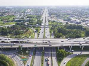 Major interchange project 'kicked into the long grass'