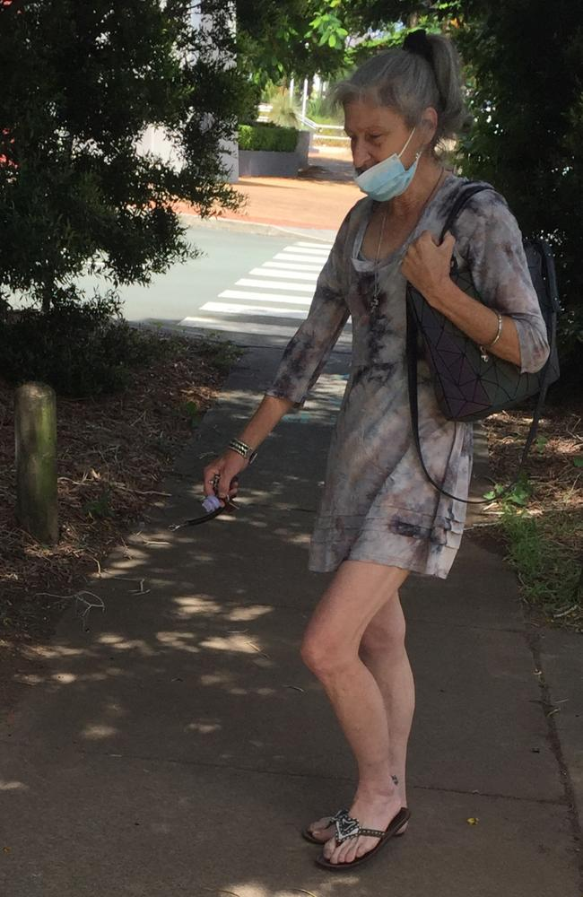 Dale Alexandra Byers at Cleveland Magistrates Court. Picture: Marcel Baum