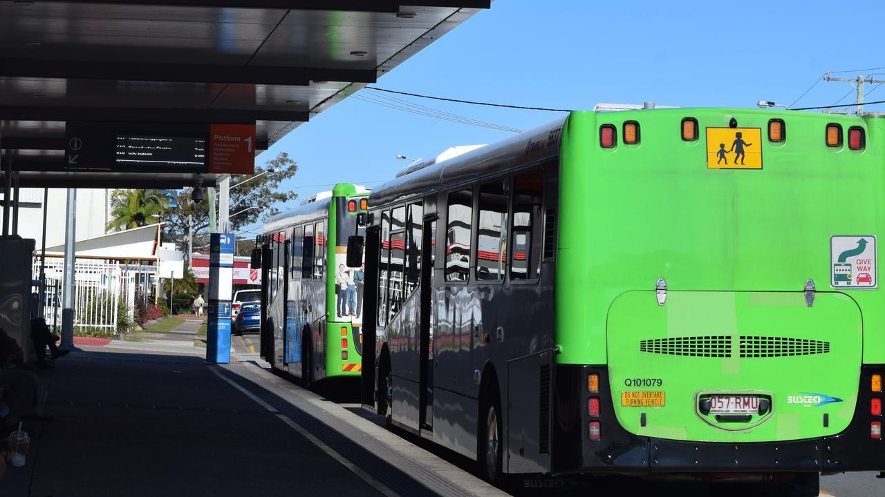"Jeffery Gunn ""terrorised"" a teenage girl at a Caloundra bus stop, days before Christmas. File photo"