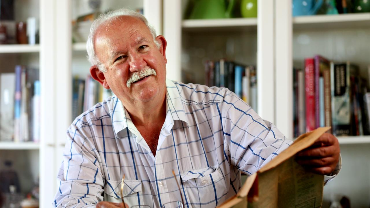 Ian Muil has been taking philosophy and history classes since signing up to the U3A. Picture: Richard Walker