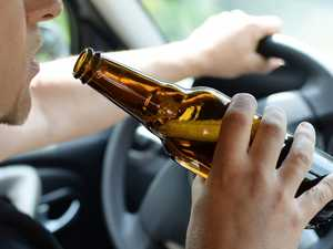 Drink-driver more than three times the limit at 7.10am