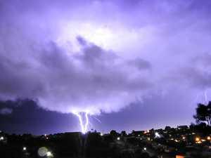 Last chance for sunshine before severe thunderstorms hit