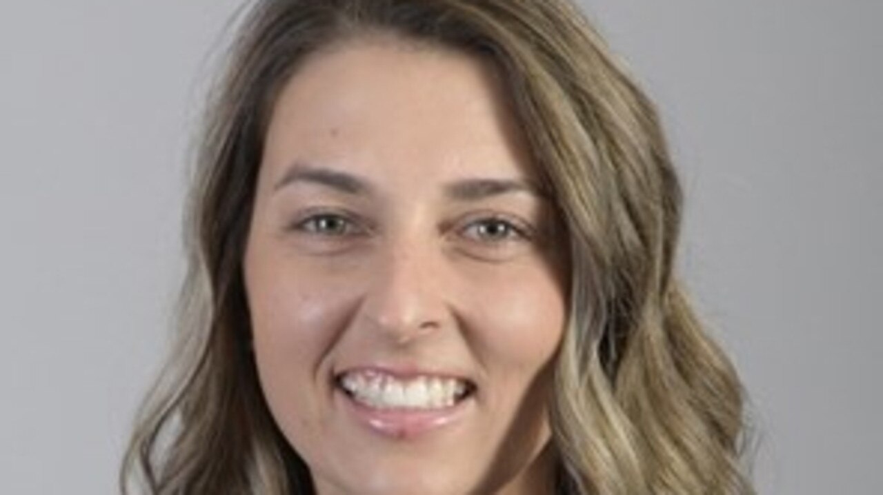 Lauren Mason - head coach of the men's and women's golf teams at a Texas university.
