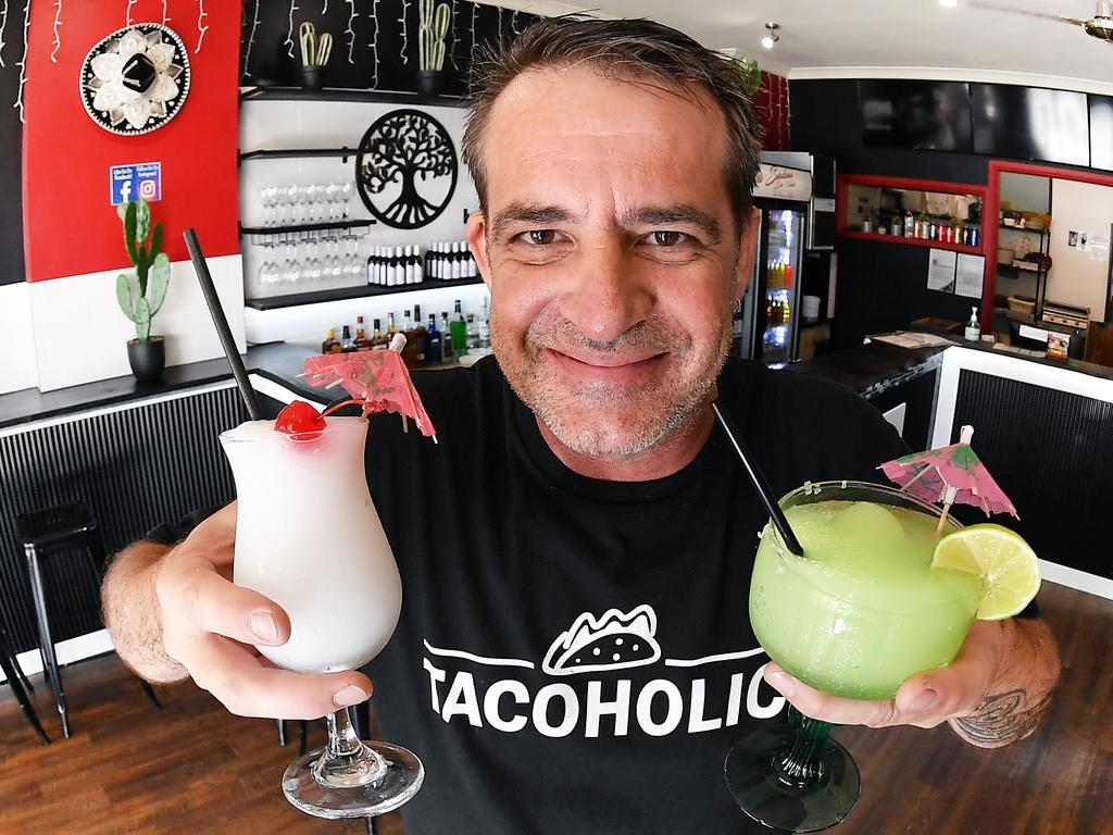 Troy Hofstede and Virginia Homer have added major renovations to their Mexican restaurant in Nambour to tap into the town's reinvigorated night-life. Picture: Patrick Woods.