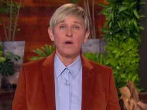 Ellen: 'Everyone around me ran away'