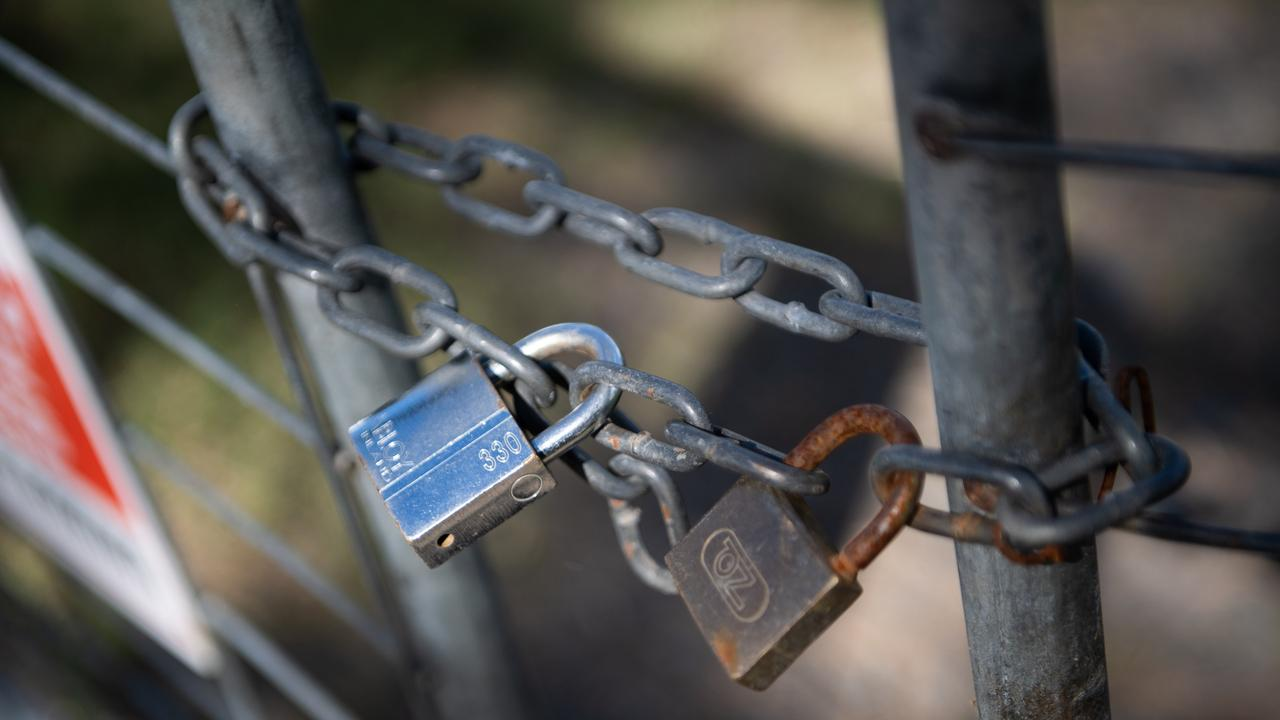 LOCKED UP: Police are urging rural Southern Downs residents to tighten up their security measures. Picture: file