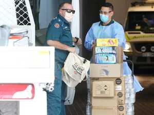 'No choice': Experts back CHO's mass hotel evacuation