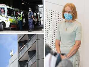 COVID positive woman breached hotel quarantine