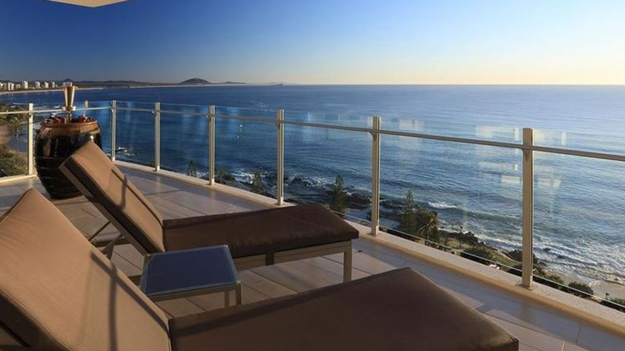 It doesn't get much better than 1101/87 Mooloolaba Esplanade, Mooloolaba which sold for $11 million after more than two years on the market. Picture: Supplied: G1 Property
