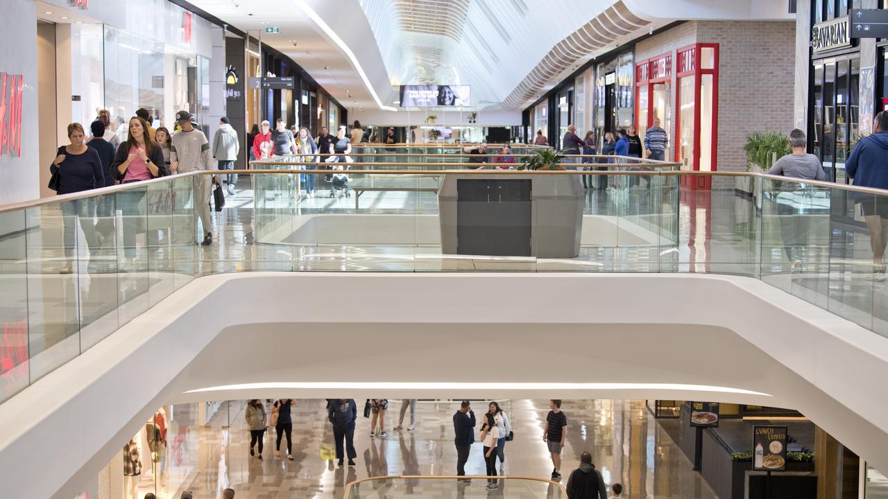 Grand Central Shopping Centre.