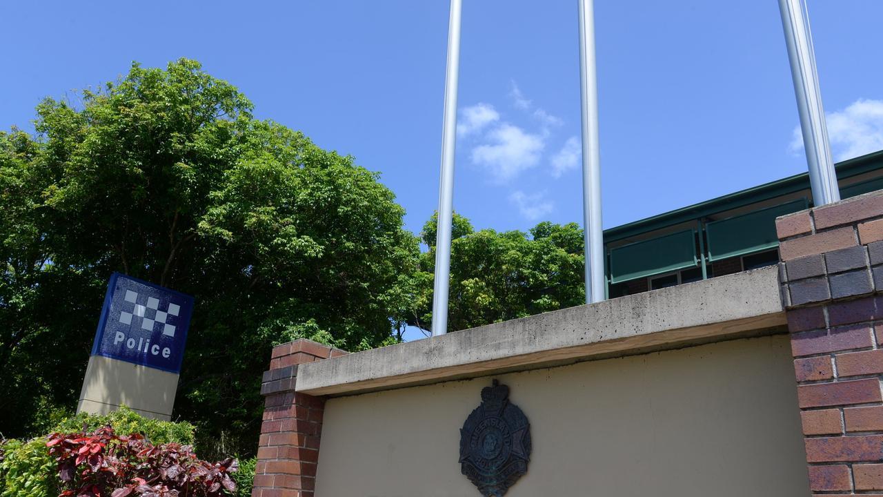 Bundaberg Police Station in Bourbong Street. Photo: Mike Knott