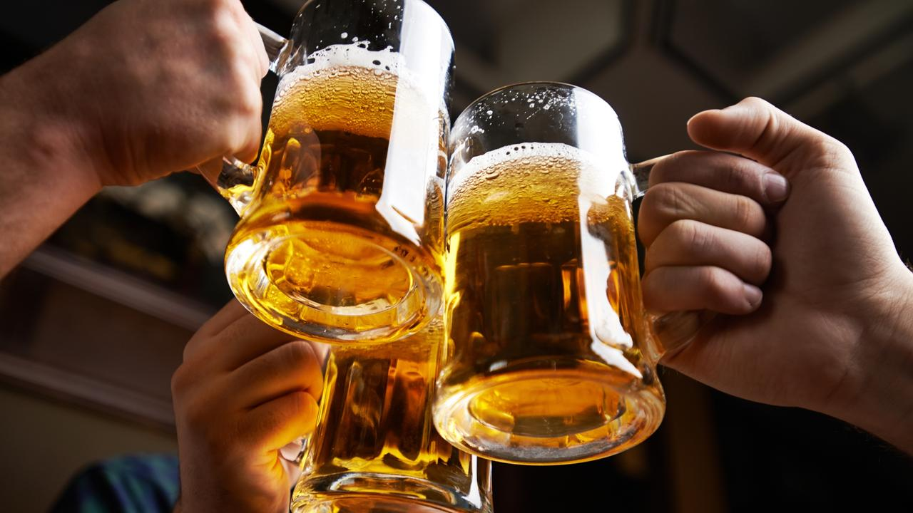 A Plainland man's 10 drinks has ended up costing him $1200. Picture: iStock