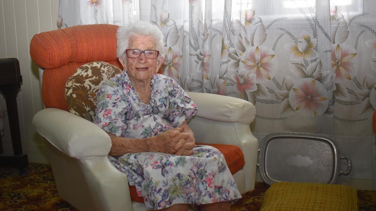 Ipswich resident Elizabeth Jordan turns 109 on January 15.