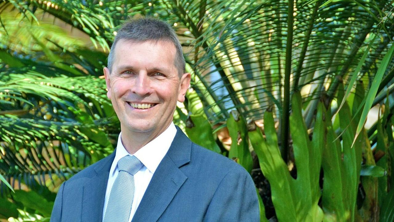 Former Lismore City Council general manager Gary Murphy.