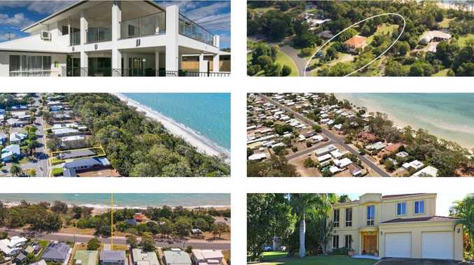 Nine beachside properties available to buy right now