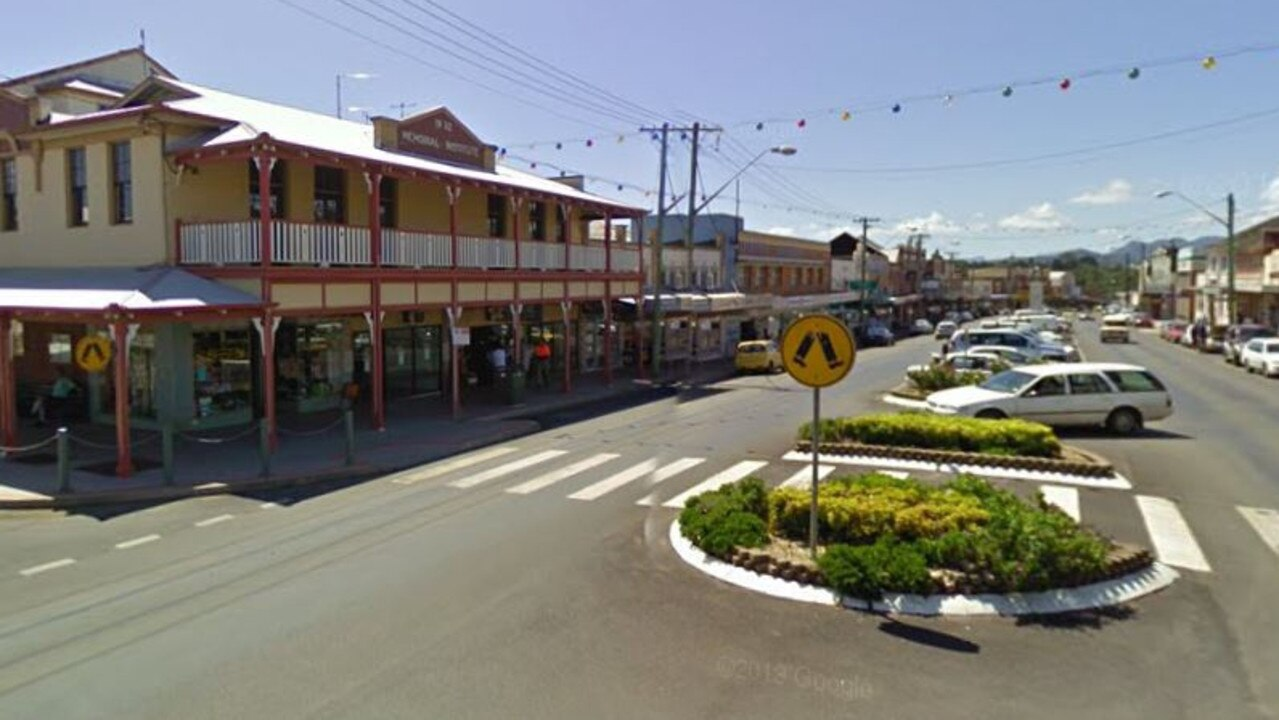The CBD of Kyogle could undergo a major transformation.