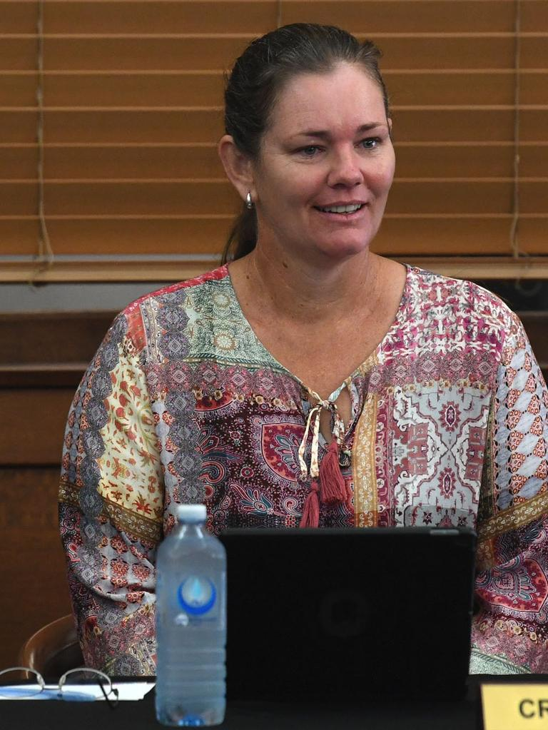 Councillor Jess Milne holds the environment portfolio for Gympie council.