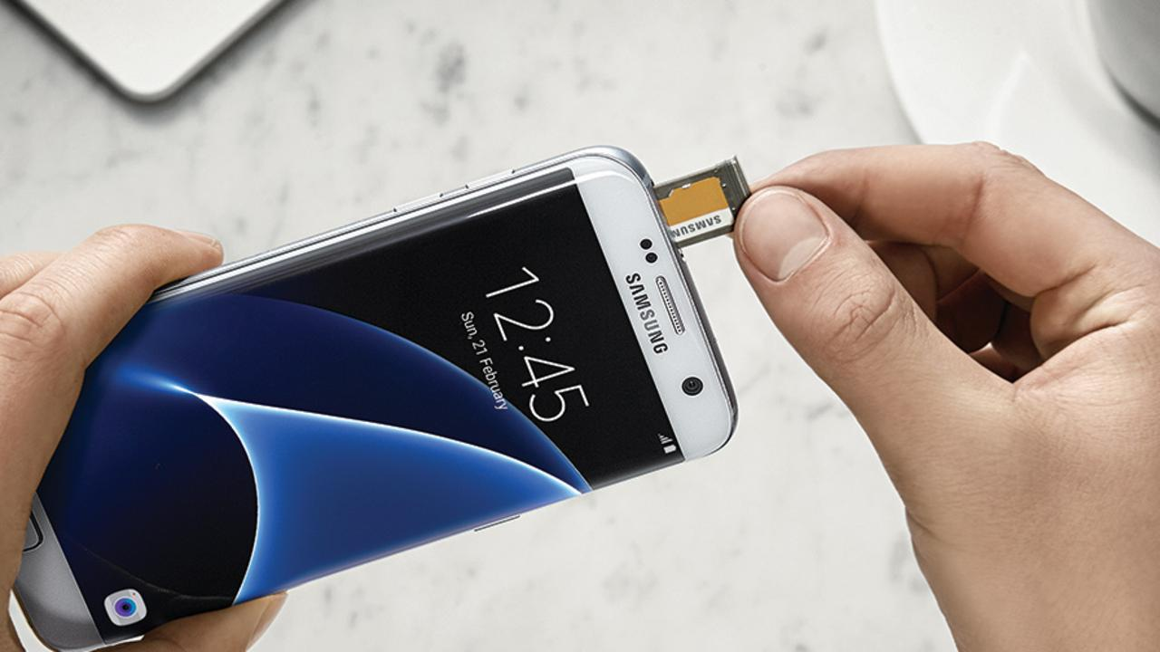 Samsung's Galaxy S7 brought back micro SD card support after the previous generation tried to remove it. The new Galaxy S21 removes the feature again and it might not be coming back after this.